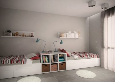 Children Bedroom | Green Views