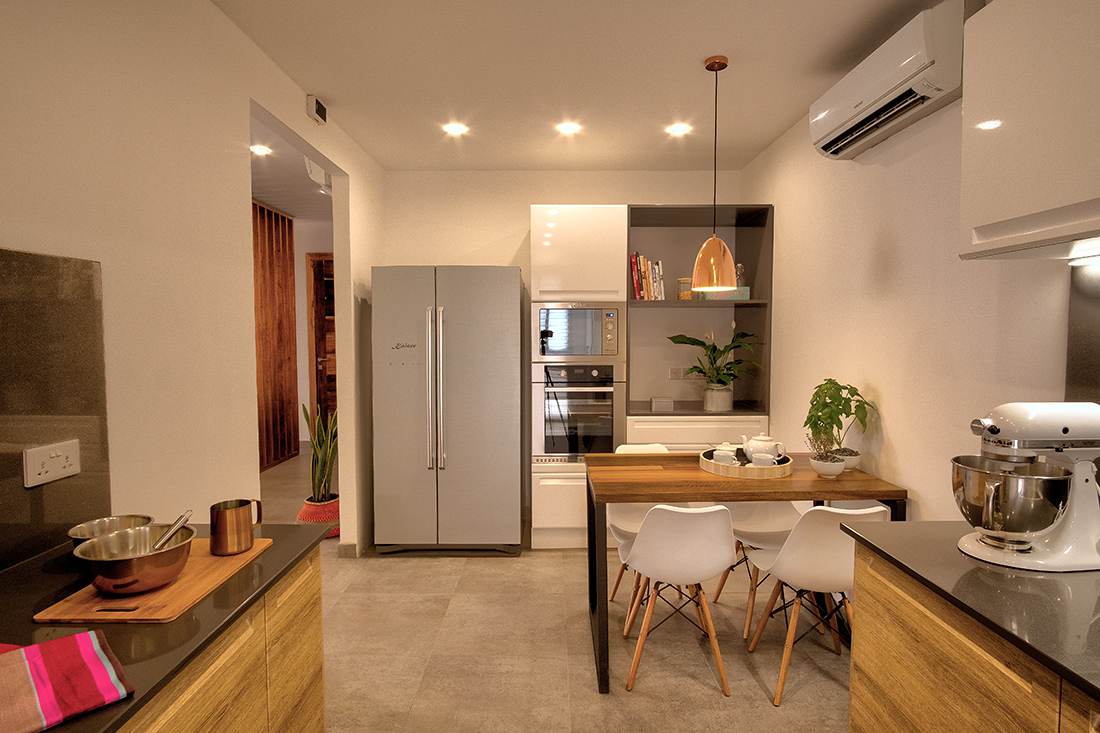 Top Quality Kitchen | Green Views Residential