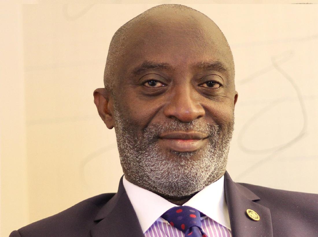 Mr Yofi Grant, GIPC CEO