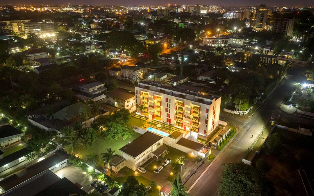 Airport Residential Area: a location like no other for our apartments