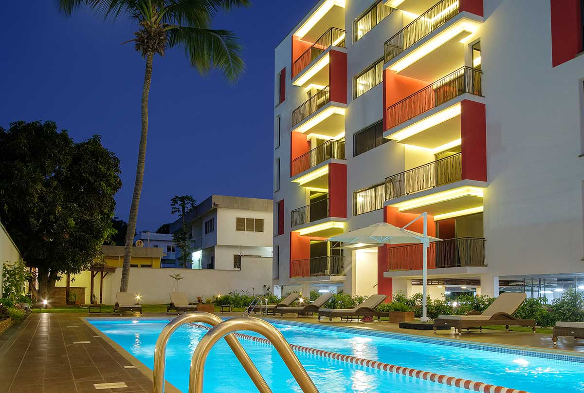 apartments in Accra