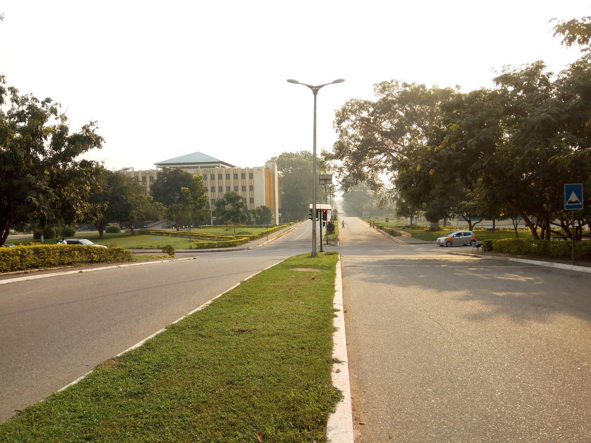 University Of Cape Coast (UCC)