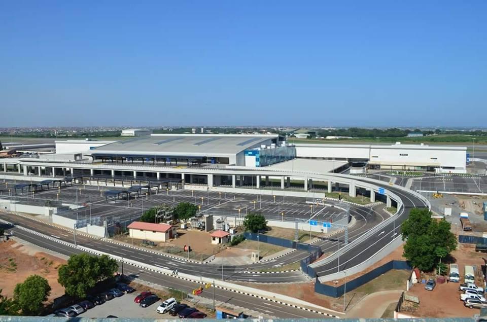 Kotoka International Airport (Ghana) opens ultramodern US$250m Terminal 3