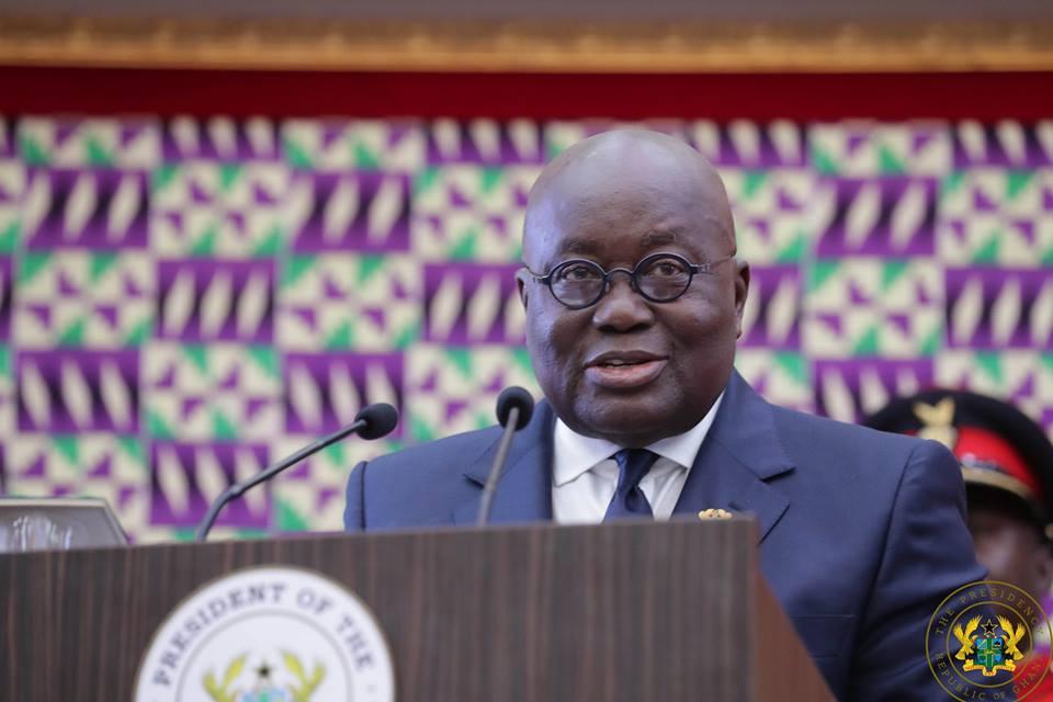 Mr President of Ghana, Nana Addo Dankwa Akufo-Addo