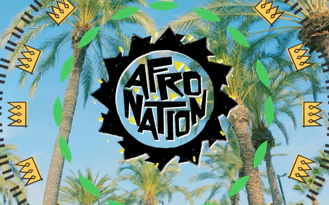 The Afro Nation Music Festival 2019