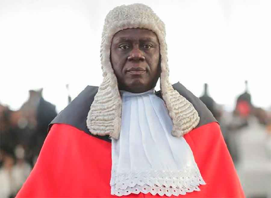 Ghana gets new Chief Justice