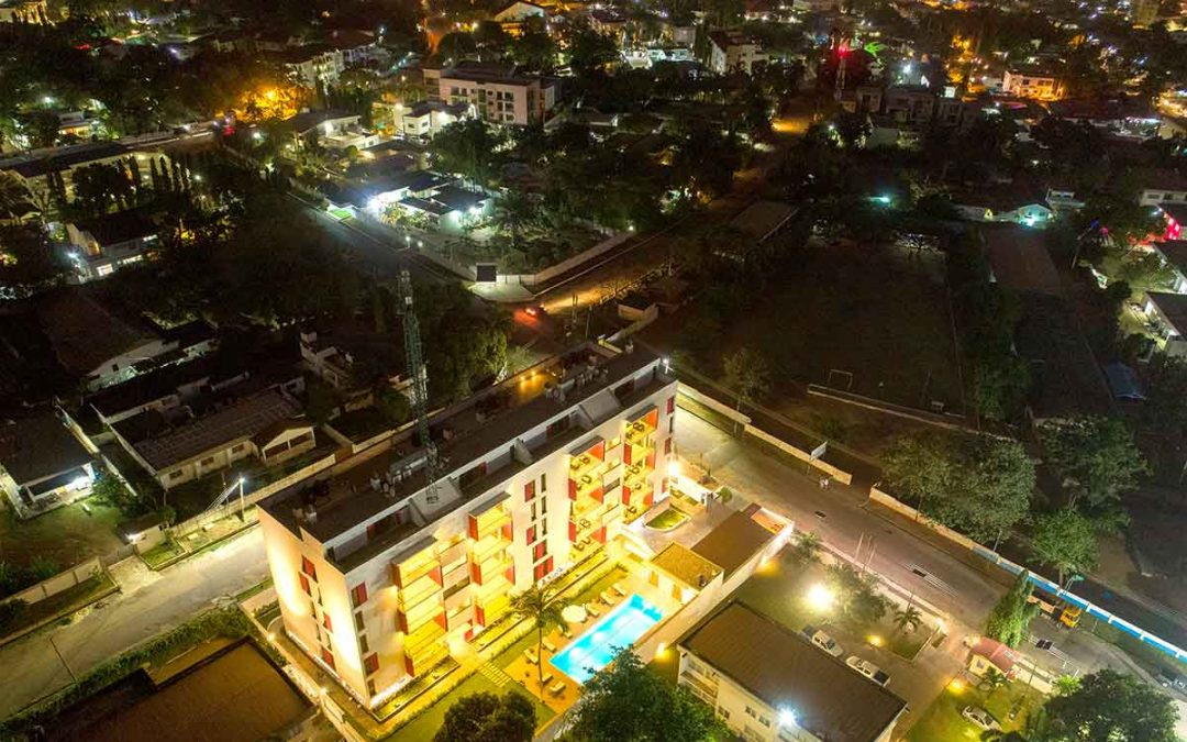 10 Companies in Airport Residential Area, Accra