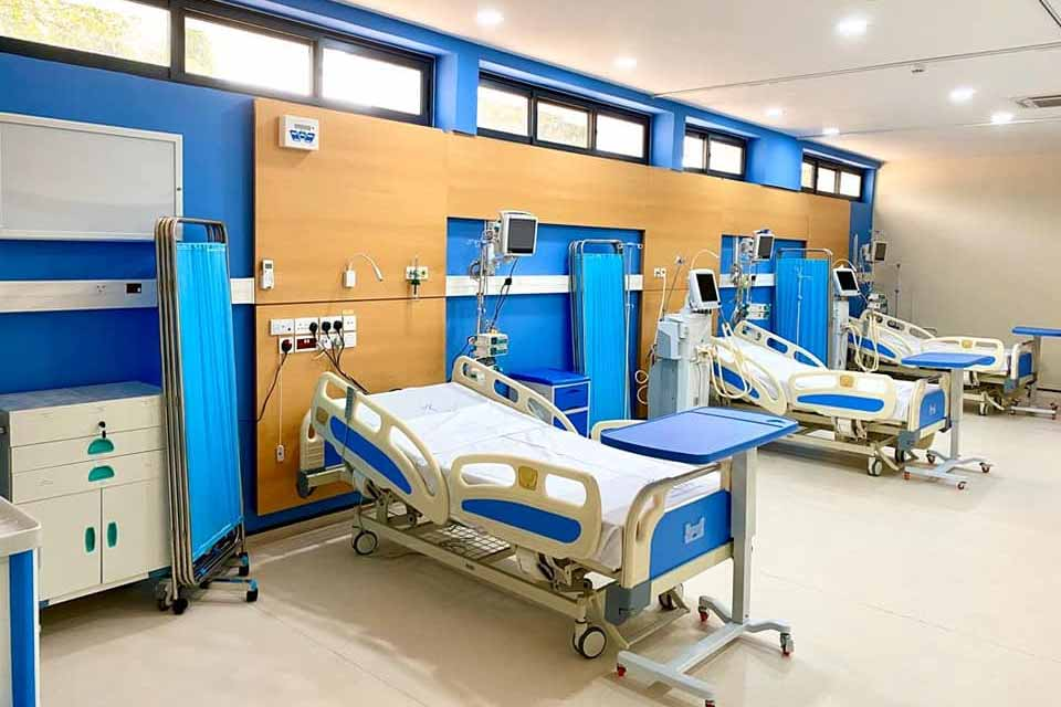 Nyaho Medical Centre opens ultramodern Mother and Child Unit